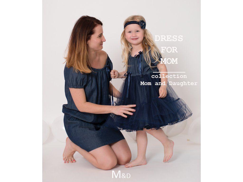 2c329a4b3854 Dámské letní riflové šaty - tmavěmodrý denim