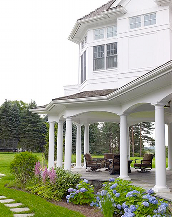 The Best Front Porch Ideas We Found On Pinterest Beautiful Homes Architecture House Exterior