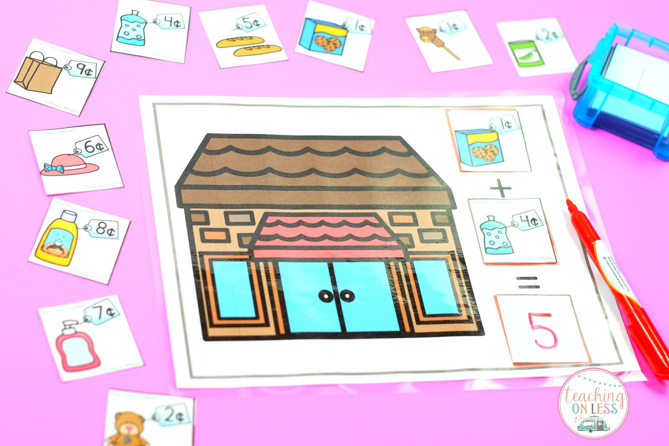 Kindergarten Math Worksheets Made Easy With Images