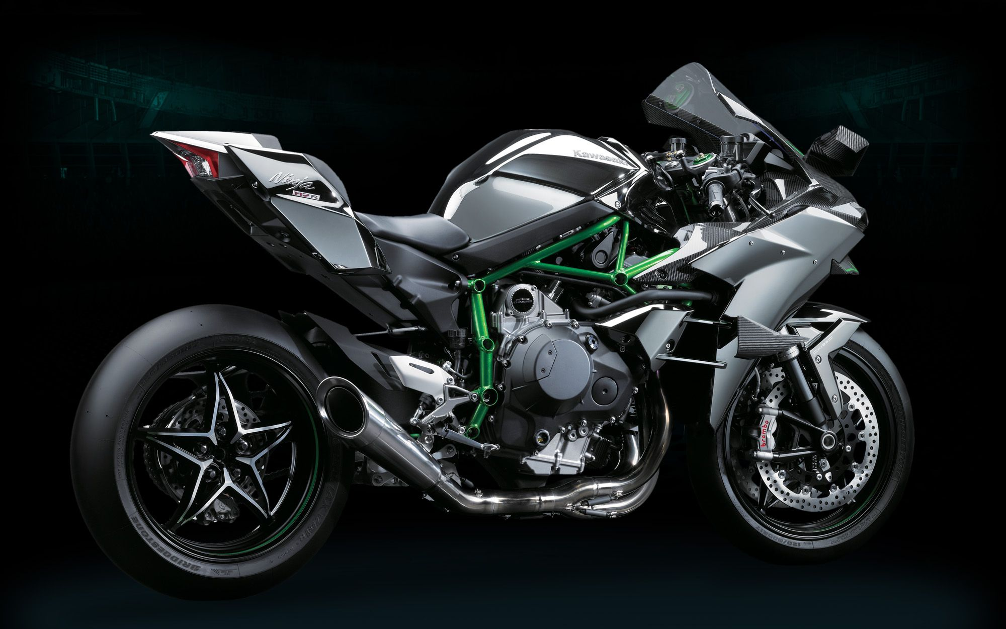 The Ninja H2R Wallpapers