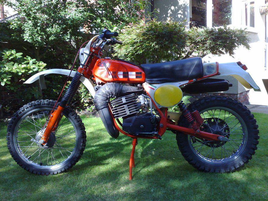 1976 Moto Gori 250RG Moto Gori 250RG 245cc, 7-speed.