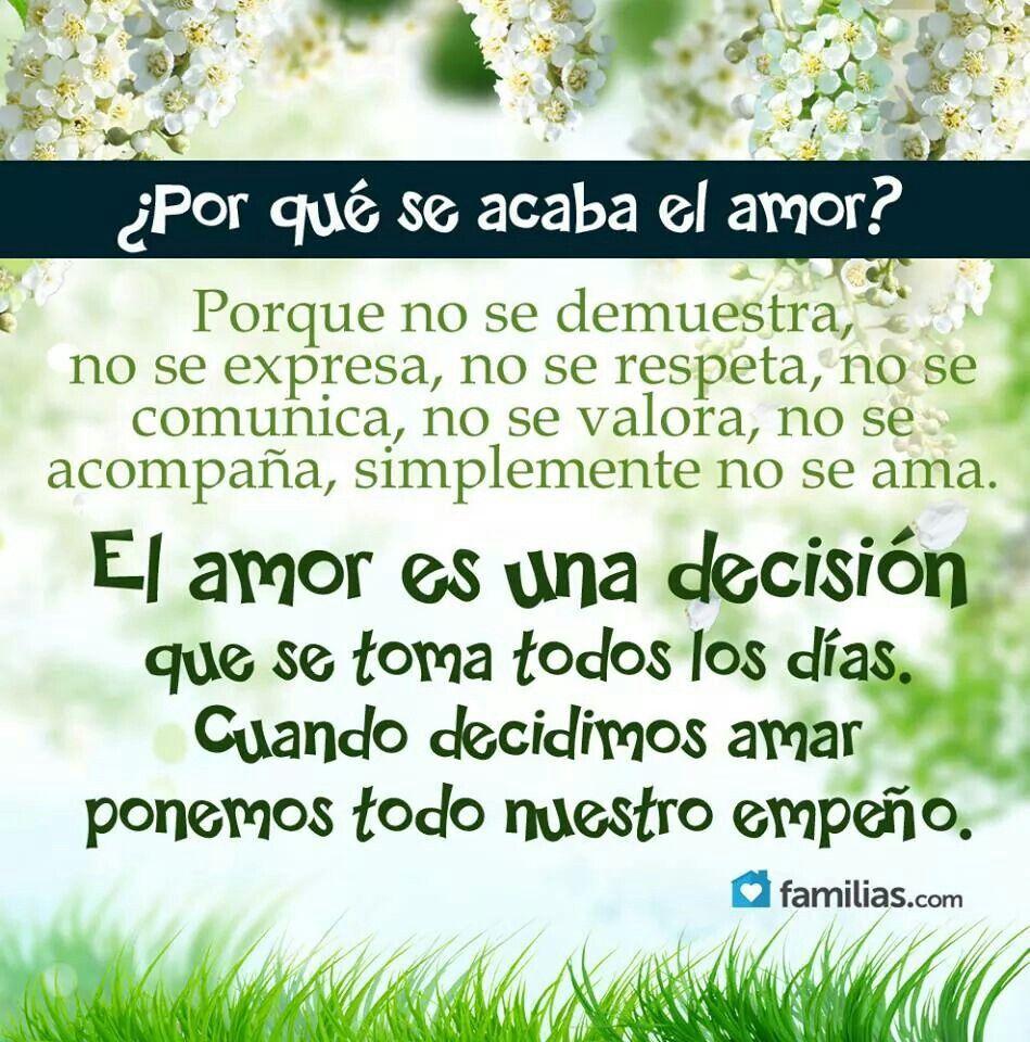 Gran reflexi³n por que acaba el amor ¿Por que no demostramos los sentimientos debe valorar respetar y la unicaci³n es básica