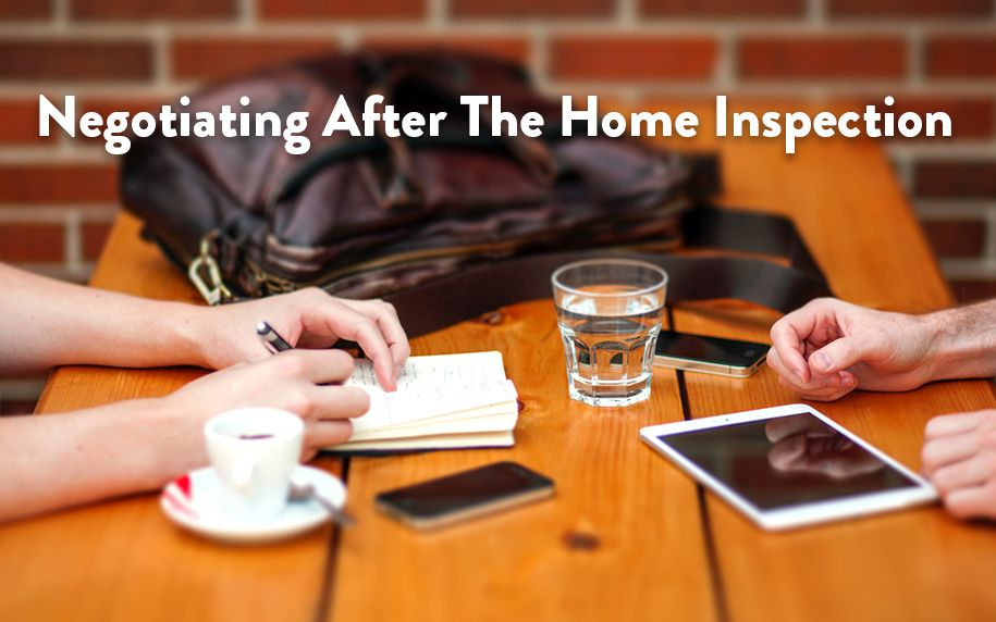 Negotiating After the Home Inspection | Estate agents, Real estate ...