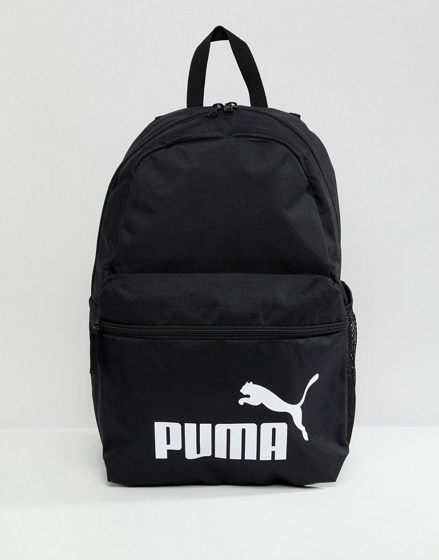042cae1a9410a PUMA PHASE BACKPACK IN BLACK 07548701 - BLACK.  puma  bags  backpacks
