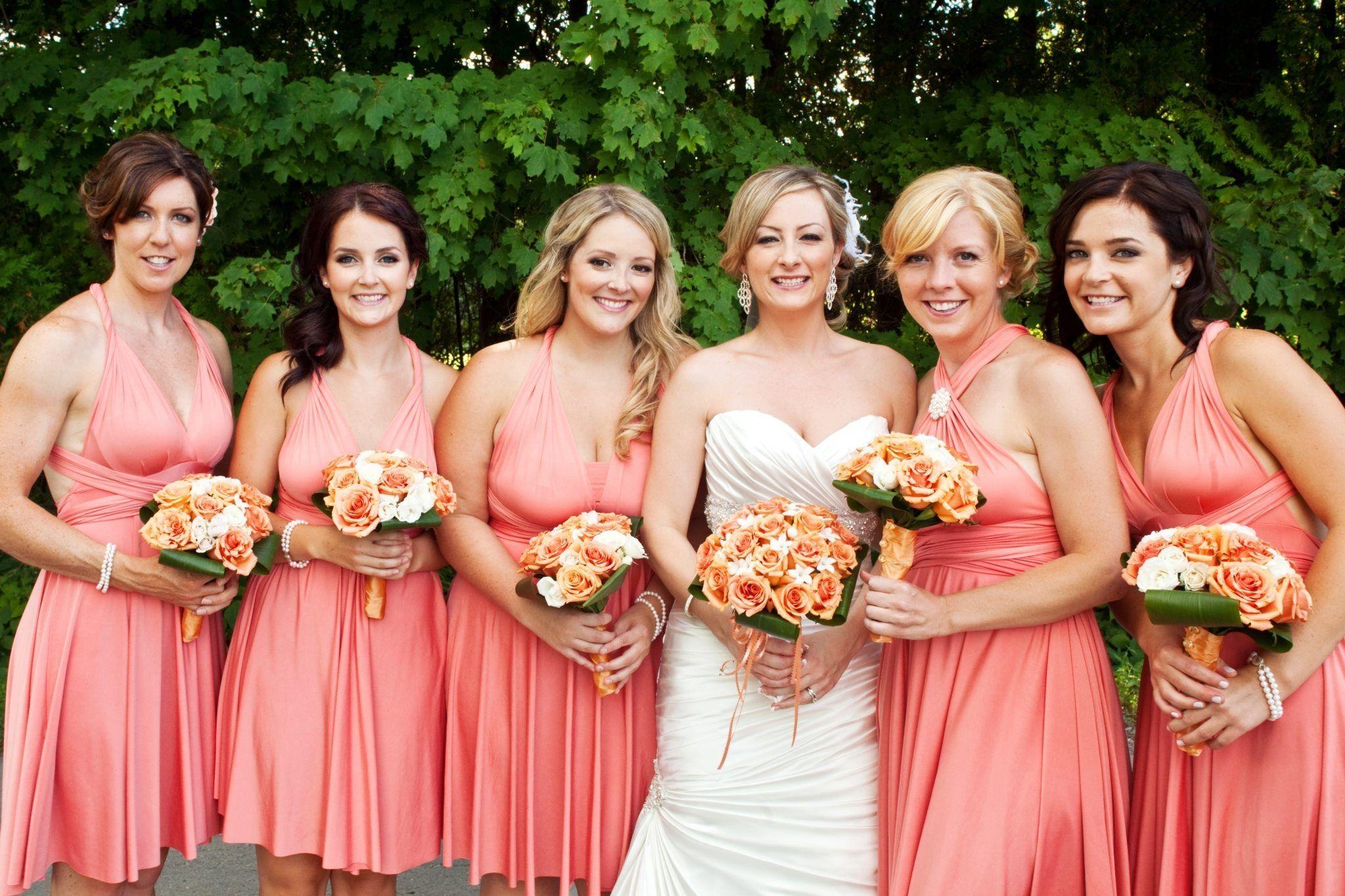 всегда потрясало, платье для подруг невесты фото решили, что