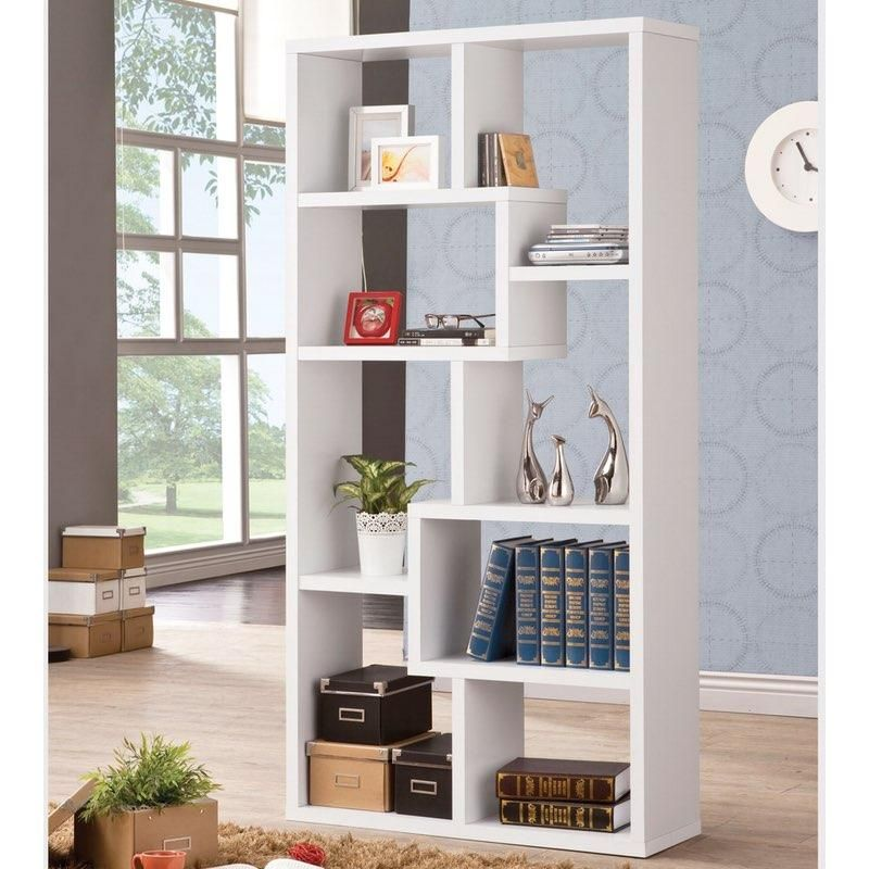Image Result For Escalating Bookcase White Bookcase Bookcase Wall Unit White Bookshelves