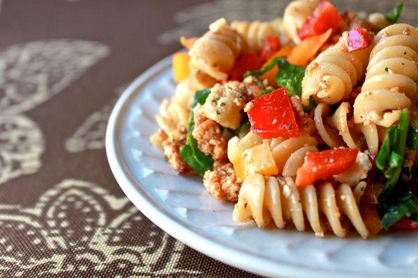 Pasta House Salad Recipe   Homemade salads recipes, Fresh ...