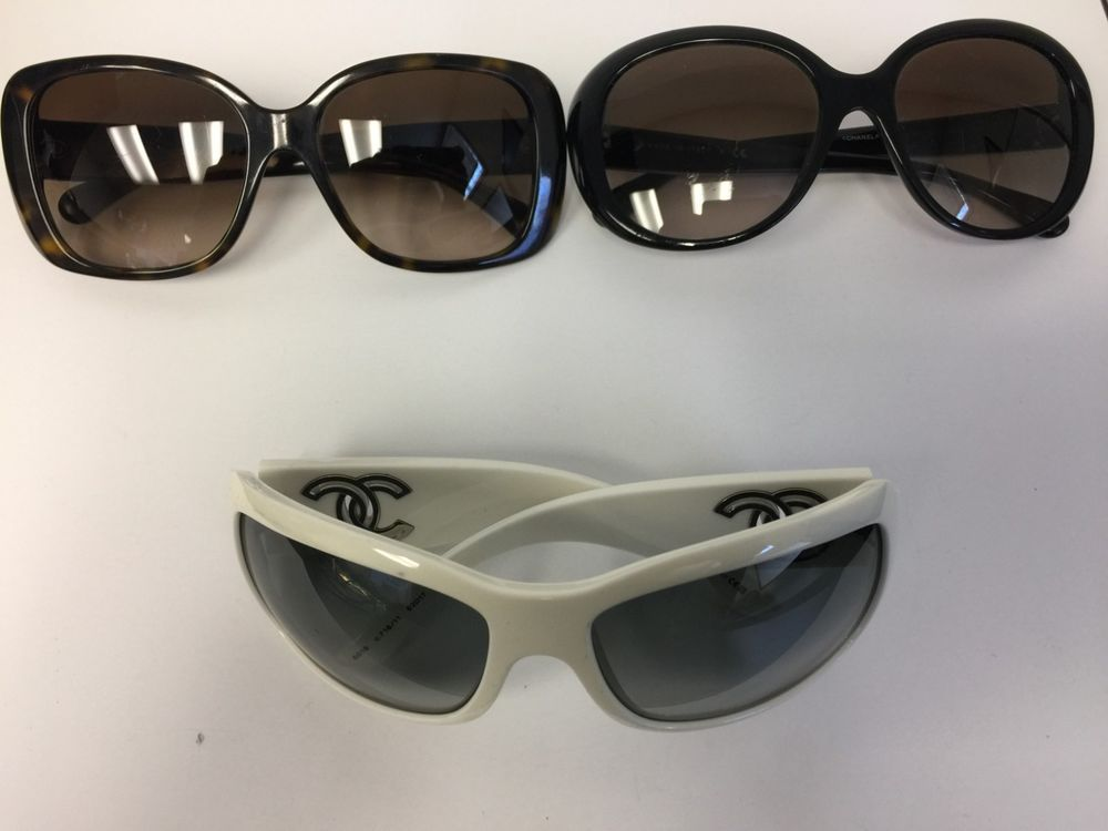 b8a32e30348 Authentic - CHANEL SUNGLASSES - LOT OF 3 - PLEASE READ  1500  fashion   clothing  shoes  accessories  unisexclothingshoesaccs  unisexaccessories  (ebay link)