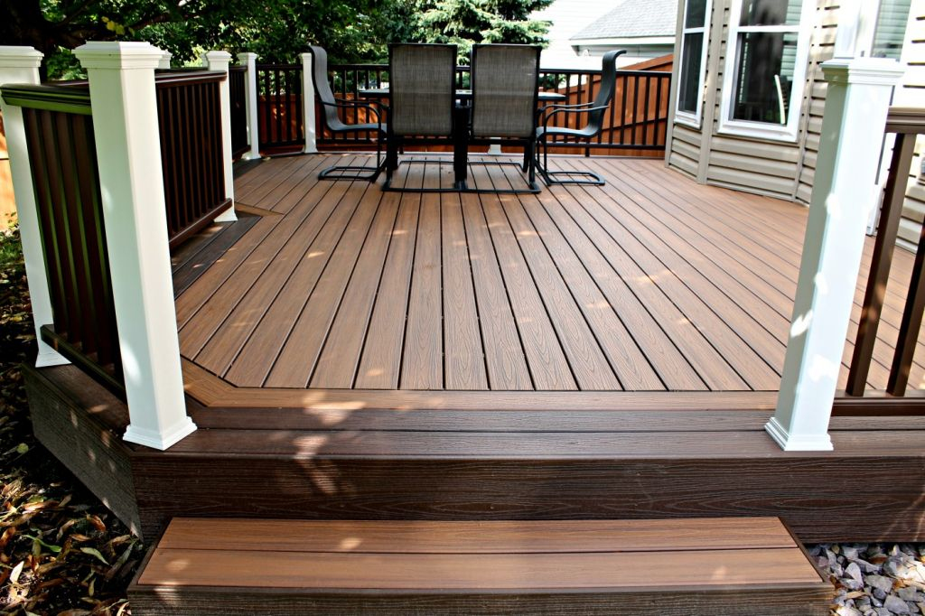 Image Result For Trek Deck Trex Deck Designs Trex Deck Deck Design