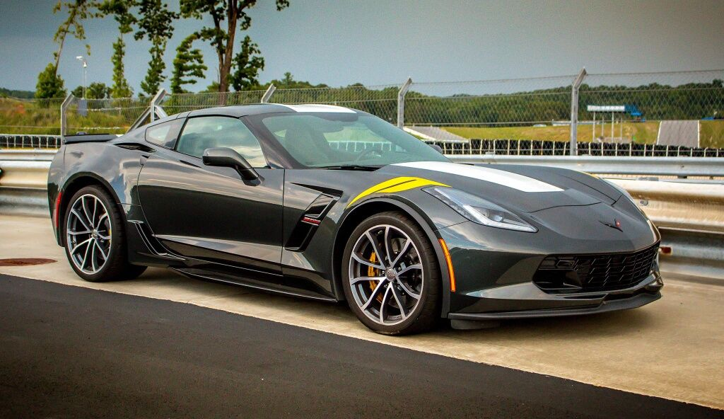 2017 Corvette Grand Sport CARS USA JAPAN Pinterest