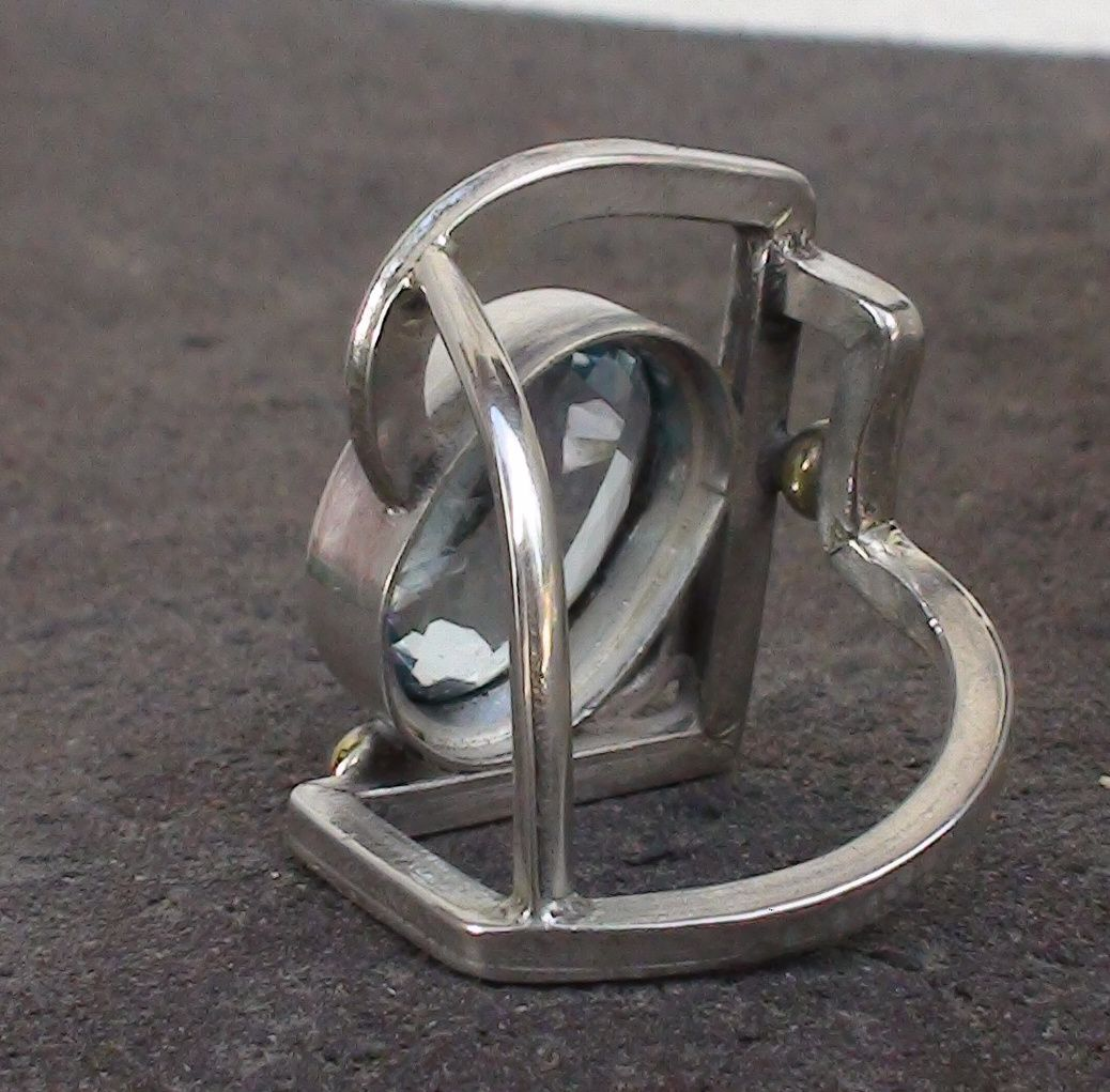 rear view of ring for CP