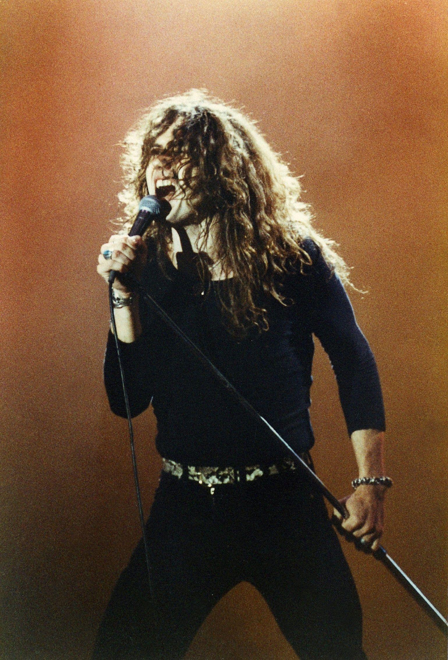 Whitesnake Lead Singer Pinterest O The World39s Catalog Of Ideas