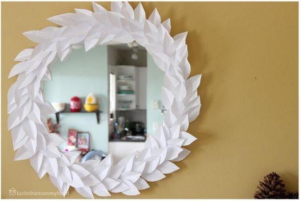 Craft Tutorials Galore At Crafter Holic Diy Mirror Photo Frame