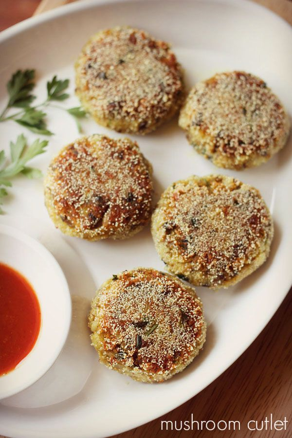 Kidz special recipe serve mushroom cutlet hot or warm plain with a step photos delicious cutlets made with mushrooms mashed potatoes and spices now this is a really good recipe of a vegetarian mushroom cutlet makes forumfinder Gallery