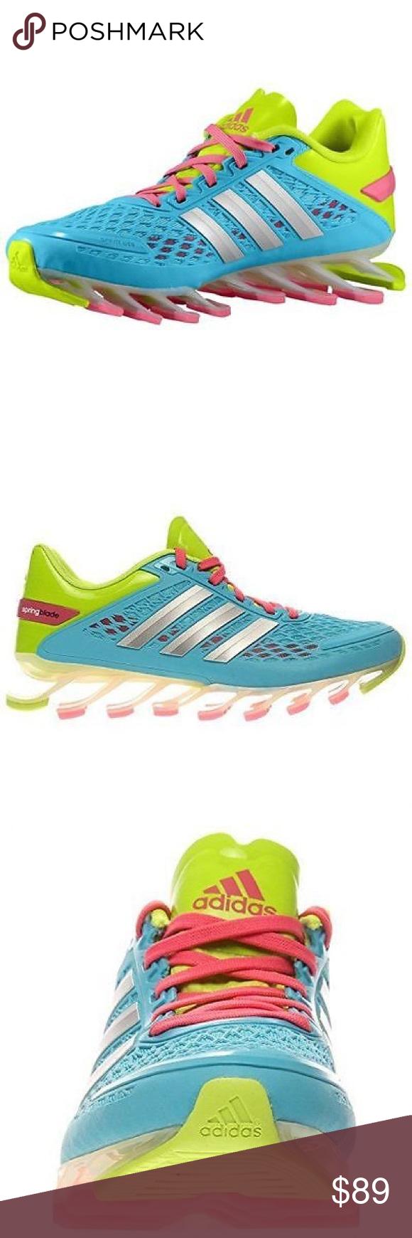 Adidas Women s Razor Spring blade Running Shoe Break New Ground in these  Adidas Spring Blade Razor cd17c94b4d
