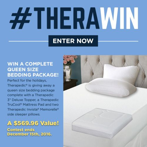 Therawin Win A Complete Queen Size Bedding Sweepstakes Ifttt Reddit Giveaways Freebies Contests Side Sleeper Pillow Queen Size Bedding Queen