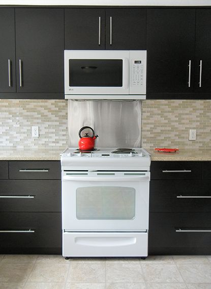 Black Kitchen Cabinets black kitchen cabinets with white appliances : Black Kitchen Cabinets With White Appliances - Sarkem.net
