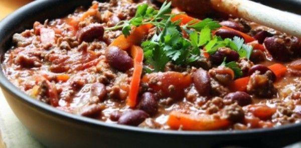 Chili Con Carne Rezept Jamie Oliver