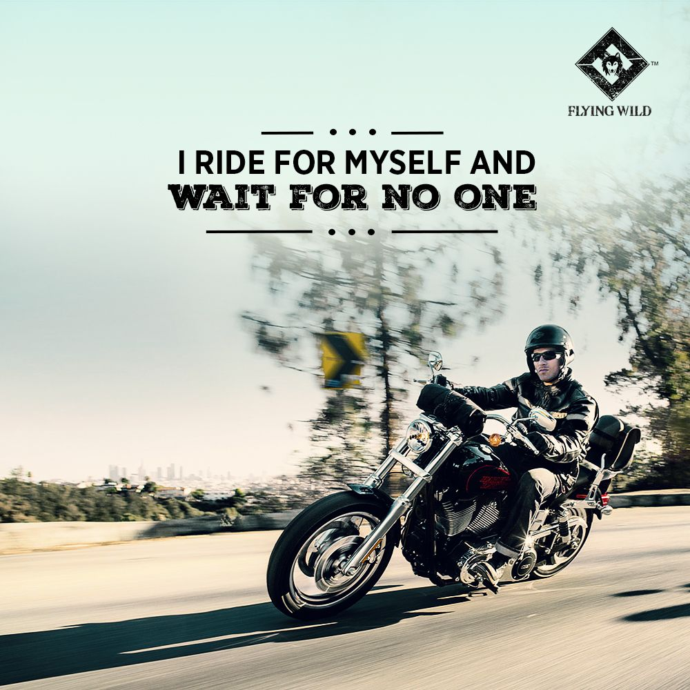 Did That For Years Now Looking For Others To Ride With Just