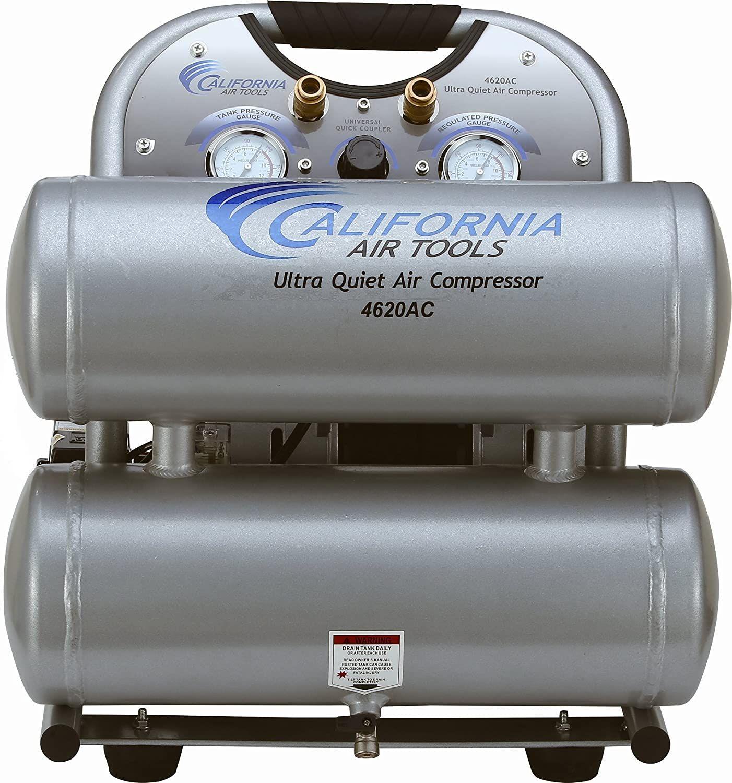 California Air Tools CAT4620AC Ultra Quiet OilFree 2.0