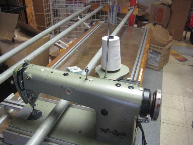 Industrial Quilting Machines
