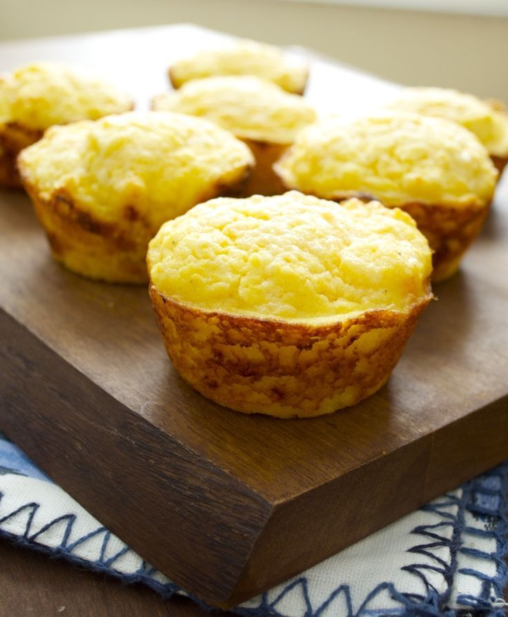 Sweet Potato and White Cheddar Corn Muffins, the perfect ...