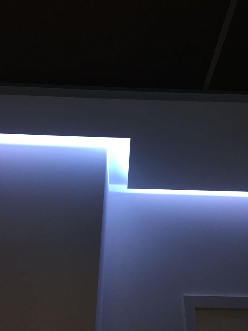 Indirekte Beleuchtung Decke, Lighting, Smart Home Ideen für Licht ...