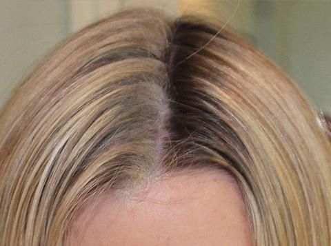 Root Touch Up Cool Blonde Shampoo For Thinning Hair Cool Blonde