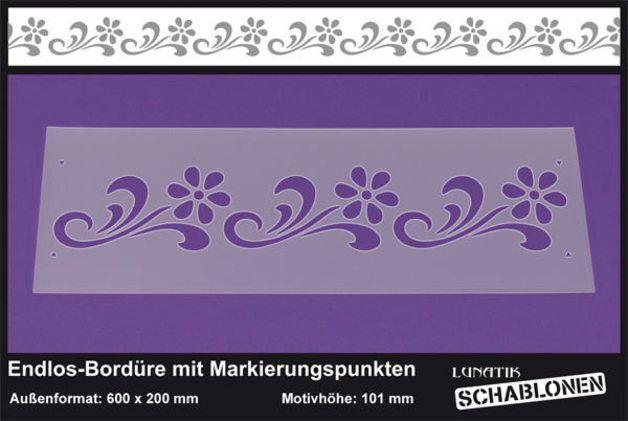 BLUME SCHABLONE - 277 individuelle Produkte aus der Kategorie: Wohnen + Leben | DaWanda
