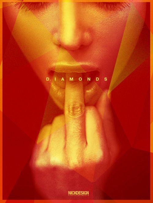 diamonds are forever….  nickdesign