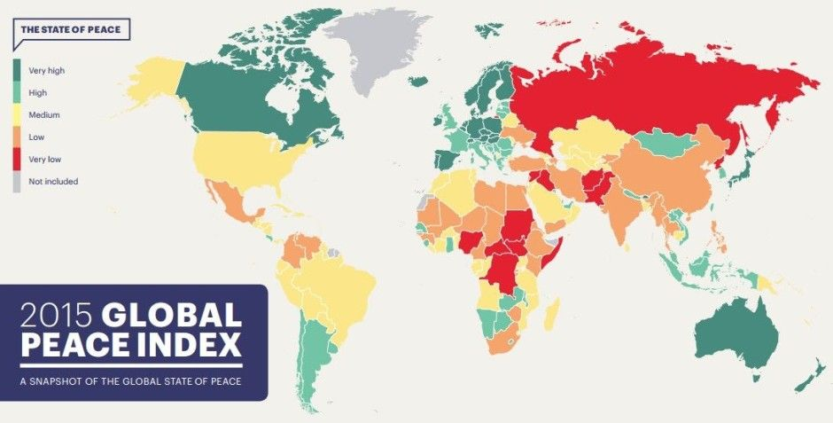 47 Of The Most Interesting Maps On The Internet This Month