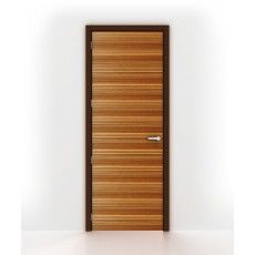 Use This Zebrano Wenge 8ft Interior Door In A Communal Area With Your  Artwork Or Travel