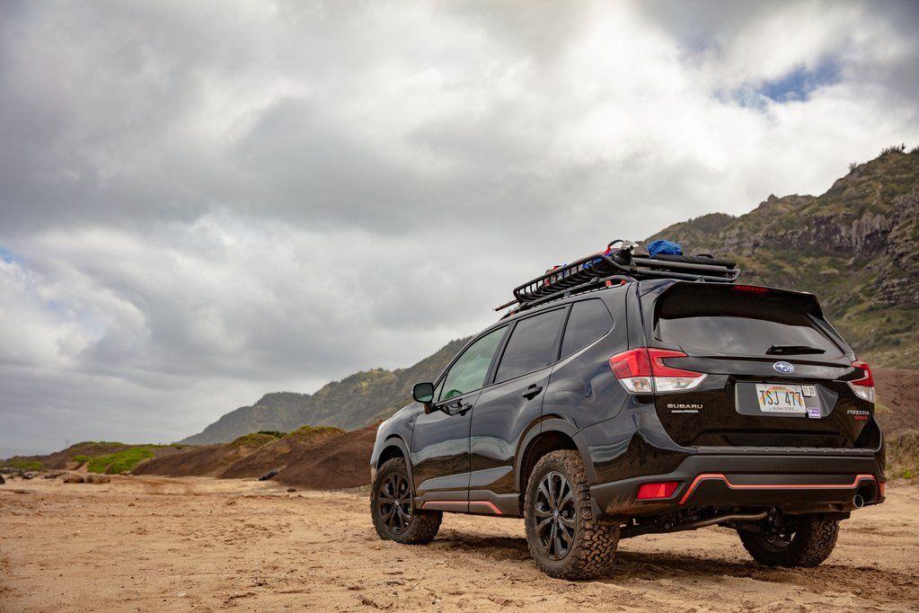 2019 Subaru Forester Sport Ricardo G. Subaru forester