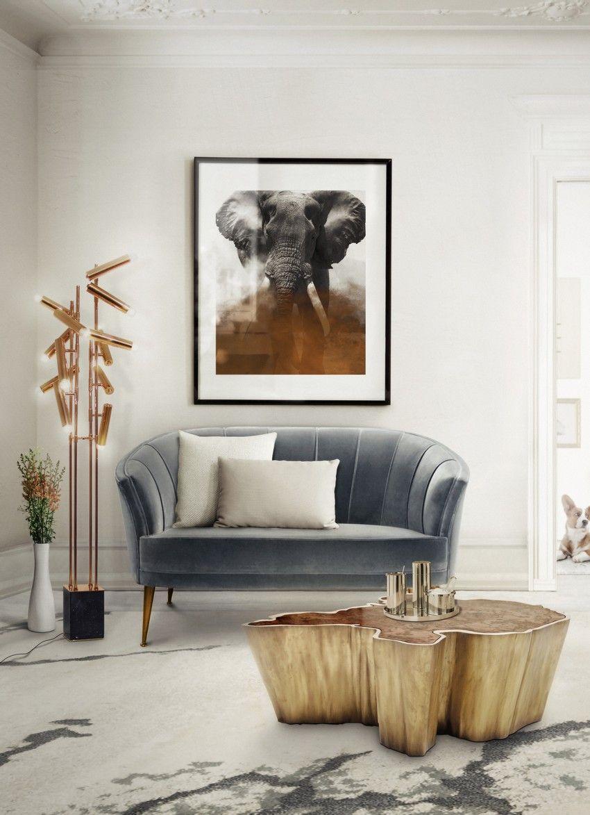 5 Wohnzimmer Vorsätze für das neue Jahr | Contemporary design ...