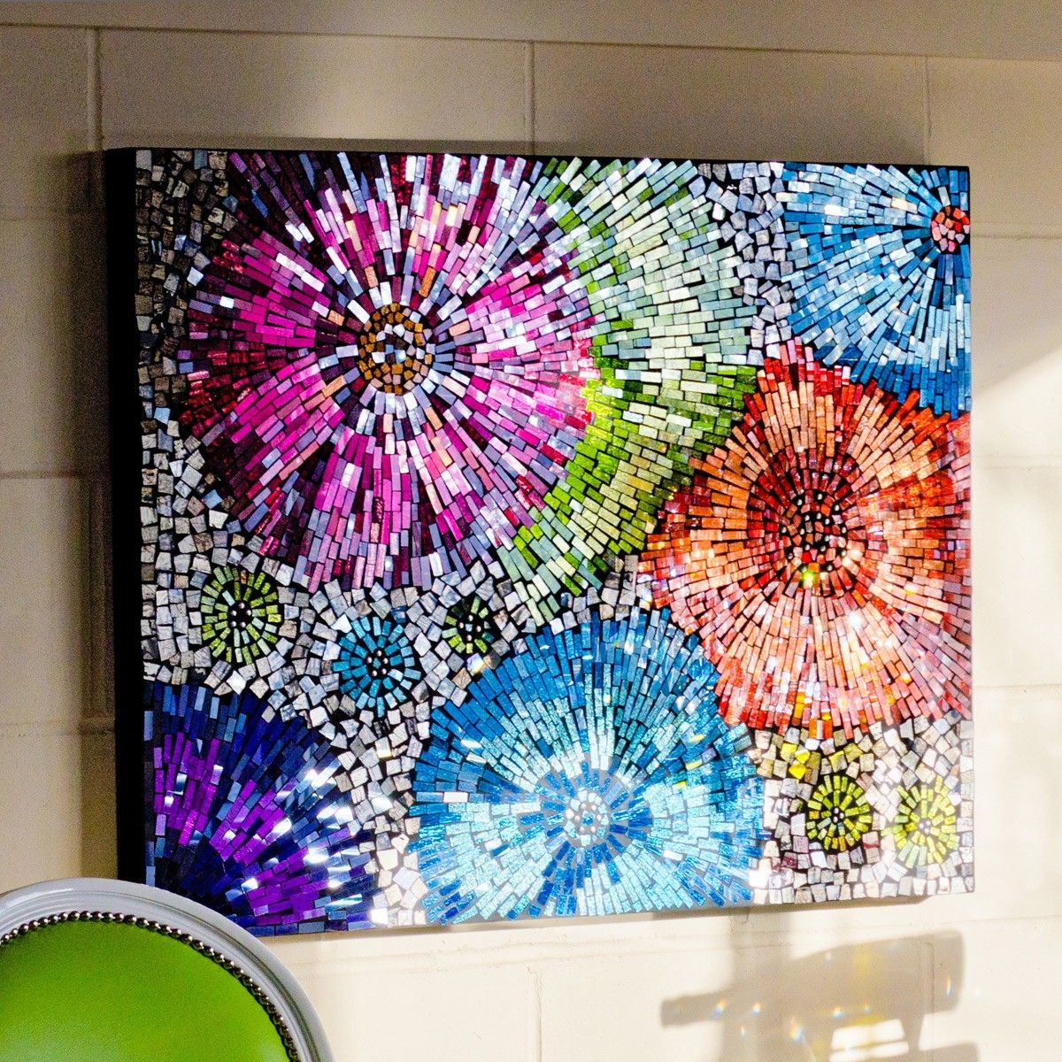 Sparkle Canvas Wall Art