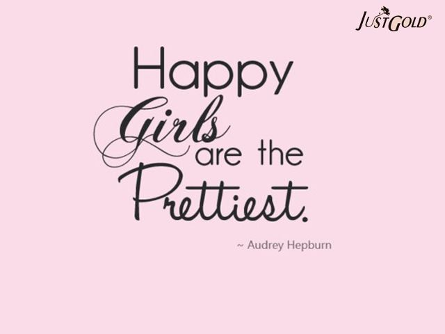 Happy Girls Are The Prettiest Beauty Beautyquotes