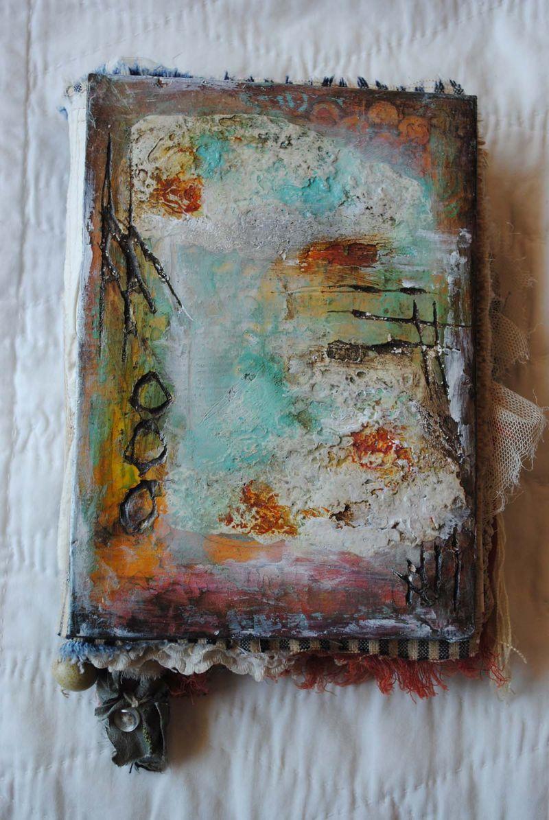 Plaster... | Visual Art Journaling Inspiration | Art ...