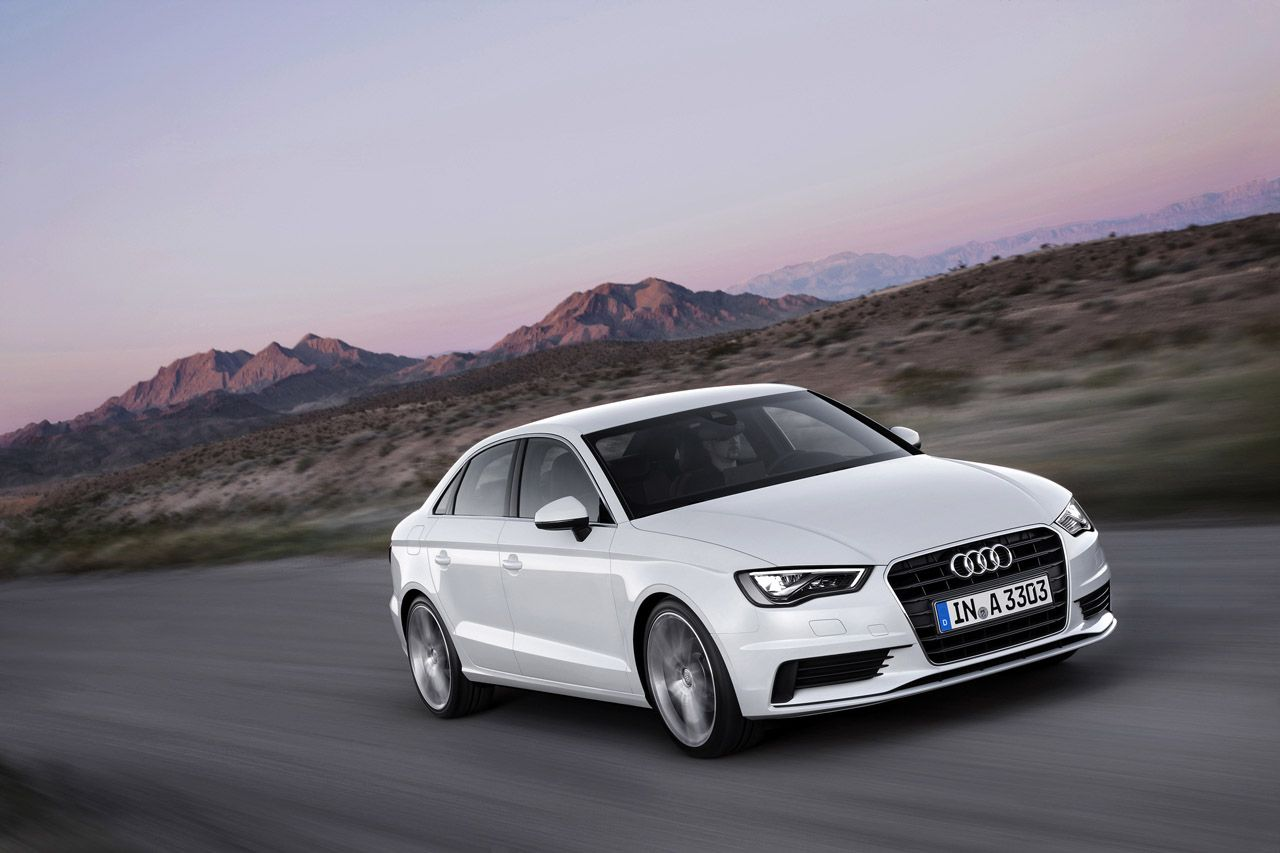 2014 audi a3 sedan makes its world debut in nyc update