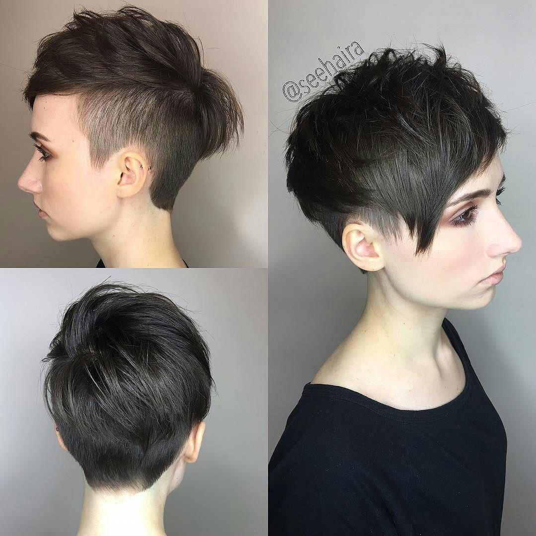 Gorgeous Hair Color Ideas for Short Haircuts Short haircuts