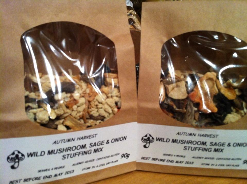 UrbanPantryDeliUrban Pantry16h       New product from @AutumnHarvest1 - wild mushroom sage and onion stuffing mix