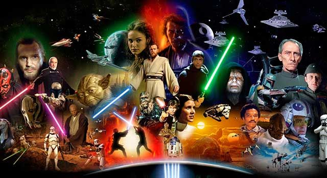 Quem é Você no Universo de Star Wars?