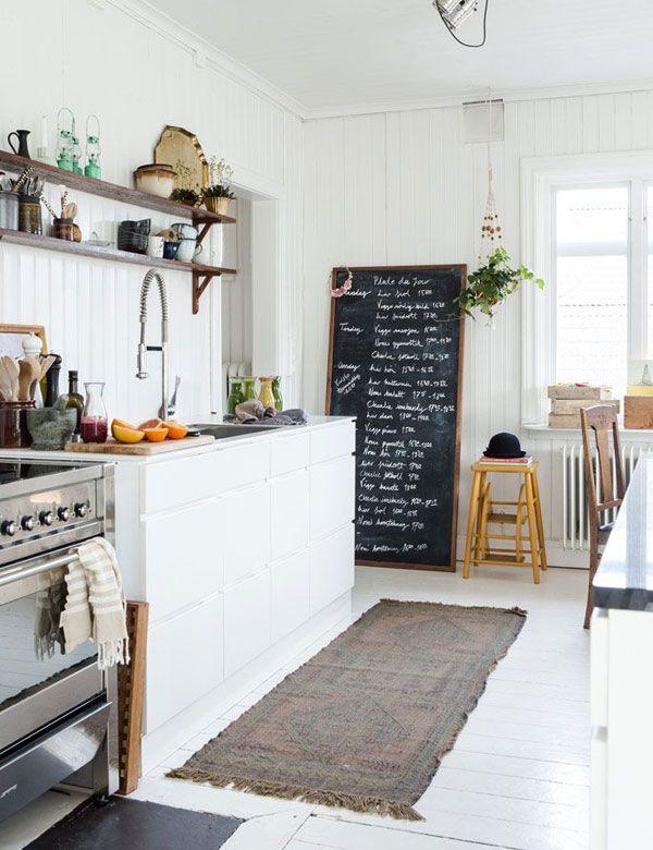 10 amazing rustic Scandinavian kitchen designs - My Cosy Retreat
