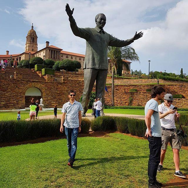 Long Walk to Freedom #5yearsofthelifesway #NelsonMandela #Pretoria #UnionBuildings #TheLifesWay #Photoyatra . . . . . #photographyeveryday #mobilePhotography #SmartphoneCamera #aashishRai #Blogger #SocialMediaInfluencer #Travel #SeePlaces #Jozi #JohannesburgCityLife  #instAwesome #instadaily #GalaxyNote8 #DoBiggerThings #shotwithmygalaxy #Destinations #Funwithfamily #familytime #walkingwithcamera #photography #instagrammer #instagood #instatech www.thelifesway.com