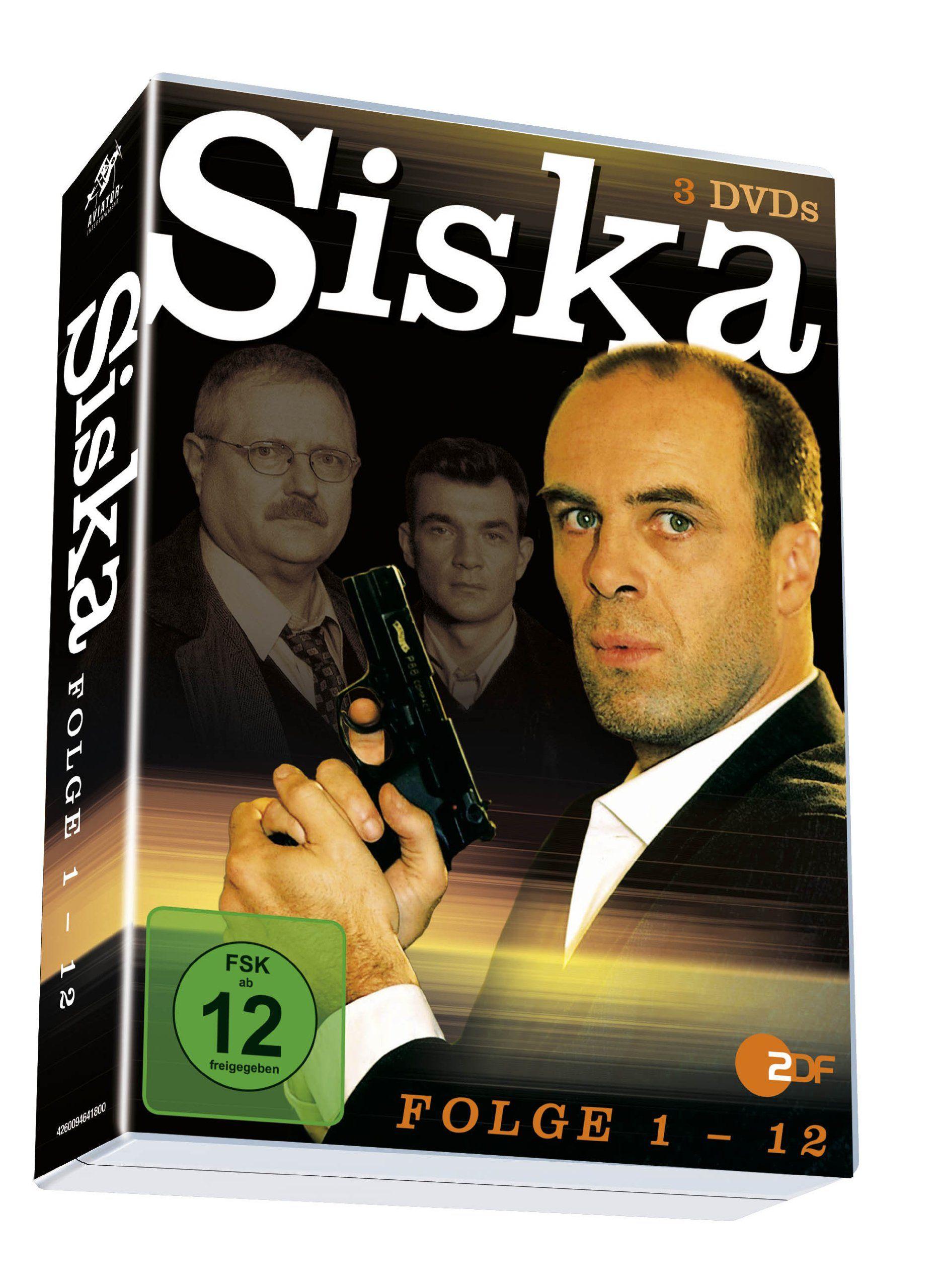 Siska - Folgen 01-12 (3DVDs)