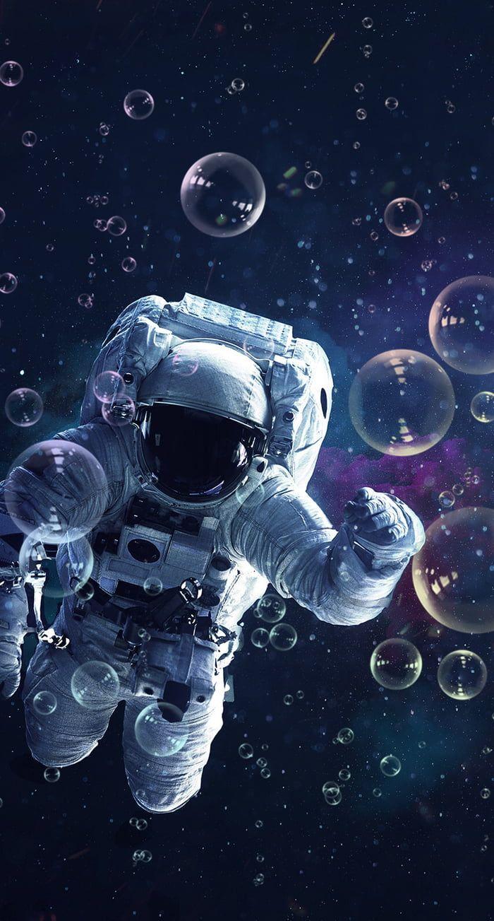 Astronaut Wallpaper Astronaut Wallpaper Space Artwork Space Drawings