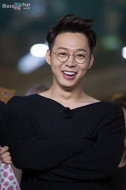 20August2015 Park Yuchun's Guerilla Date at Mecenatpolis Mall in Hapjeong