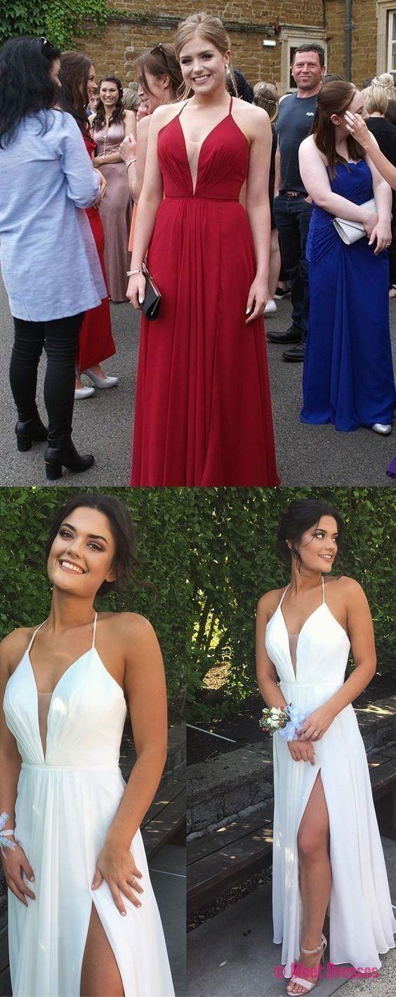 Red prom dressprom dressfashion prom dresssexy party dress new