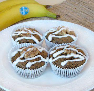 In diesen leckeren und gesünderen Muffin kommen zusätzlich noch gesunde Karotten.