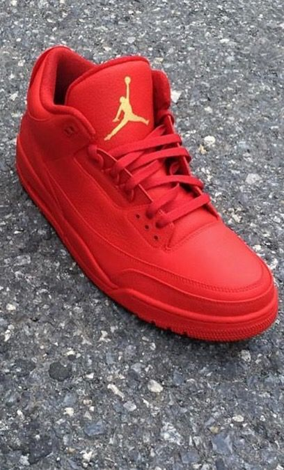 reputable site 4aac6 ced14 Tennis Rojos, Red Sneakers, Jordans Sneakers, Fly Shoes, Sneaker Brands, Red