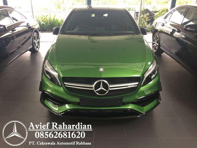 Harga Terbaru Mercedes Benz Dealer Mercedes Benz Jakarta Harga Mercedes Benz A 45 Amg Tahun 2017 Mercedes Benz